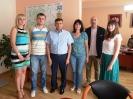 Delegacja z Ukrainy w Mieście i Gminie Nowa Sarzyna