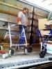 Dostawa mebli, sprzętu rehabilitacyjnego i odzieży – październik 2014