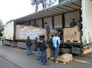 Dostawa żywności w ramach programu FEAD - styczeń 2015 - kolejna dostawa