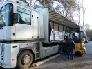 Dostawa żywności w ramach programu PEAD - grudzień 2013