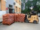 Kolejna dostawa warzyw 30 czerwiec 2015