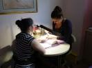 Kurs kosmetyczki - kwiecień 2014