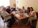 Spotkanie organizacyjne - sierpień 2015