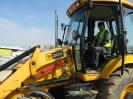 Szkolenie: operator koparko - ładowarki, praktyka - kwiecień 2014