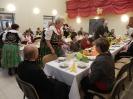 Wielkanocne śniadanie dla samotnych i chorych w Sarzynie 2014