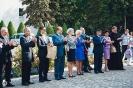 Wizyta Burmistrza Jerzego Paula i Dyrektora MGOPS na Ukrainie