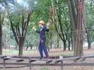 Wyjazd do parku linowego oraz zwiedzanie Zamku