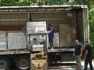 Żywność z Podkarpackiego Banku Żywności w Nowej Sarzynie - wrzesień 2015